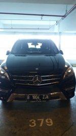 Mercedes-Benz ML Class: Dijual Mobil Mercedes Benz ML 400 thn 2014