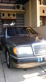 Jual Mercedes-Benz 230E (ABS): Mercy Boxer 230E Two Tone Mulus
