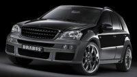 Jual Mercedes-Benz ML Class: Mercedes ML350 Brabus Style
