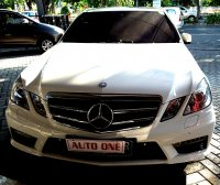 Jual Mercedes-Benz E Class: Mercedes Bena E300 AMG
