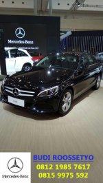 Jual Mercedes-Benz C Class: C 200 2018 Dealer ATPM Jakarta