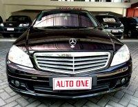 Jual Mercedes-Benz C Class: Mercedes Benz C200 CGI Automatic