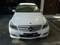 Jual Mercedes-Benz C Class: Mercy C200 - AvantGarde - Kondisi istimewa