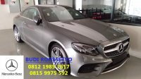 Mercedes-Benz E Class: Mercedes Benz E 300 Coupe AMG Line ATPM Jakarta (IMG_20180528_151225 copy.jpg)