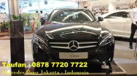 Mercedes-Benz C Class: Jual New Mercedes Benz C200 Entry 2018 Dp Ringan