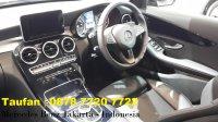 Mercedes-Benz C Class: Jual New Mercedes Benz C200 Entry 2018 Dp Ringan (C200.jpg)