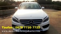 Mercedes-Benz: Jual New Mercedes Benz C200 AMG Line 2018 Dp Ringan (new mercedes benz c200amg putih 2017 indonesia (3).jpg)