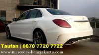 Mercedes-Benz: Jual New Mercedes Benz C200 AMG Line 2018 Dp Ringan (new mercedes benz c200 amg putih 2017.jpg)