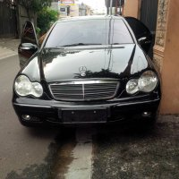 Mercedes-Benz C Class: Dijual Mercy C240 Siap Pakai