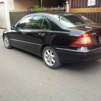 Mercedes-Benz C Class: Dijual Mercy C240 Siap Pakai (IMG_3286.JPG)