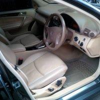 Mercedes-Benz C Class: Dijual Mercy C240 Siap Pakai (IMG_3288.JPG)