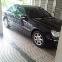 Mercedes-Benz C Class: Dijual Mercy C240 Siap Pakai (IMG_3290.JPG)