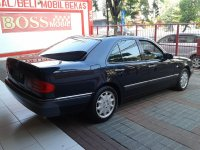 Mercedes-Benz E Class: Mercy New Eyes E320 thn 1998 tangan pertama dari baru (20150628_090406.jpg)