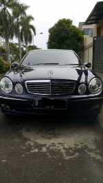 Jual Mercedes-Benz E240: Mercedes Benz E-240, At 2.6 -AVANTGARDE