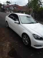 Jual Mercedes-Benz C Class: 2014 Mercedes Benz C-Class C200