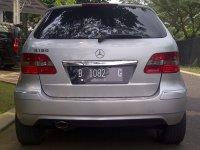 Mercedes-Benz B Class: Mercedes Benz B180 CBU 2010 silver metalic istimewa seperti baru (pic3.jpeg)