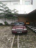 Mercedes-Benz: Mercy merah c180 th 1995 (IMG-20171231-WA0000.jpg)