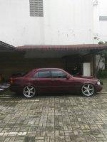 Mercedes-Benz: Mercy merah c180 th 1995 (IMG-20171231-WA0003.jpg)