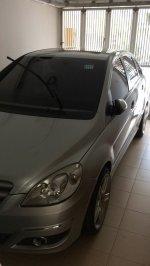 Mercedes-Benz B Class: Mercedes Benz B180 CBU 2010 silver metalic istimewa seperti baru (pic14.jpeg)