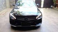 Mercedes-Benz: MERCEDES BENZ C 250 AT (Mercy front side.jpeg)