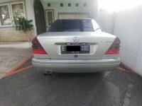 Jual Mercedes-Benz C Class: Mercy/mercedes W202 C200 thn 1997 A/T