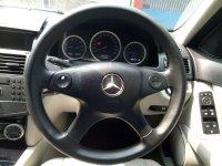 Jual Mercedes-Benz C Class: Mercy C200 CGI AT 2010 Hitam Metalik