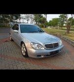 Jual Mercedes-Benz S Class: Mecy S280 ada Asuransinya Bisa Di Angsur lagi