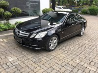 Jual Mercedes-Benz E Class: Mercedes Benz E200 Coupe (C207) Tahun 2012
