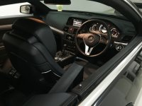 Mercedes-Benz E Class: Mercedes Benz E200 Coupe (C207) Tahun 2012 (IMG_4070.JPG)
