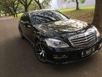 Mercedes-Benz S Class: mercy S350 istimewa tidak ada PR