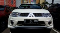 Jual Mitsubishi Pajero Sport: Pajero Dakar Limited 2013 Putih