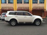 Jual Mitsubishi Pajero Sport Exceed 2014 Putih Istimewa