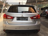 Jual Outlander Sport: Mitsubishi Outlander PX a/t Silver Harga Nego