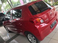Jual Mitsubishi Mirage GLS A/t Merah Harga Nego
