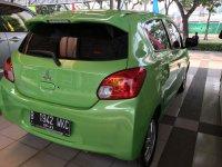 Jual Mitsubishi Mirage Exceed Green Harga Nego