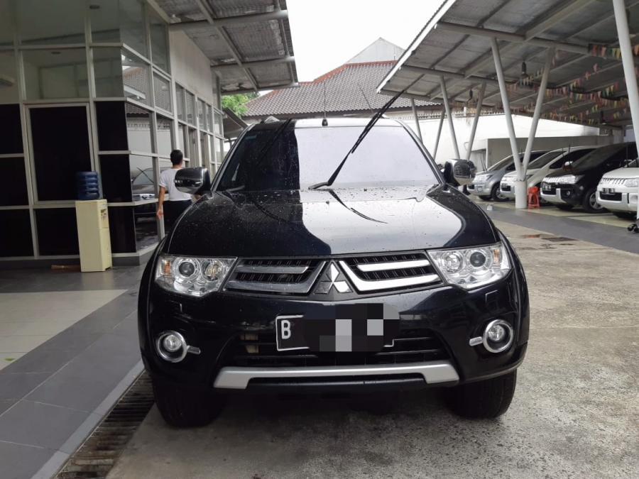 2015 Mitsubishi Pajero Sport Dakar 4wd Jakarta Mobilbekas Com
