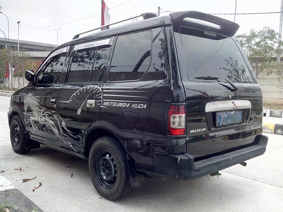 Mitsubishi Kuda GLX 2003 Bensin 455Jt Jakarta 008