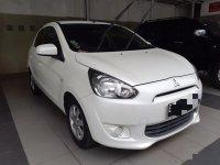 Dijual Cepat Mobil Mitsubishi Mirage GLS AT 2014, kondisi istimewa