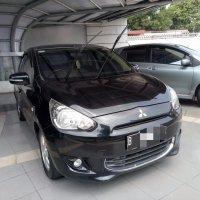 Dijual mobil bekas Mitsubishi Mirage Exceed AT 2012, kondisi istimewa�