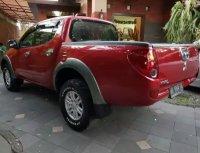 Jual Mitsubishi: strada triton gls 2.5 dc mt 2009 merah