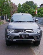 Jual Mitsubishi Pajero Sport Exceed Tahun 2014 Mulus Lus ...