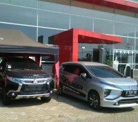 Jual Mitsubishi Pajero Sport: promo bulan oktober pajero dan x pander tanpa DP byr lgsg angsuran aja