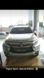 Jual Mitsubishi Pajero Sport: Pajero dakar special edition 2018