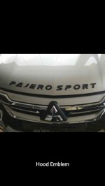 Mitsubishi Pajero Sport: Pajero dakar special edition 2018 (Screenshot_20190108-170940.png)