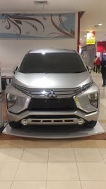 Jual Mitsubishi: Xpander exceed manual