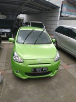 Jual Mitsubishi Mirage Exceed AT 2012