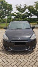 Jual Mitsubishi Mirage GLS AT Th 2012 Hitam