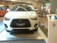 Mitsubishi: New Outlander Sport PX TDP Hemat Mulai 44Jutaan