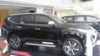Mitsubishi: Pajero Sport Dakar AT DP Super Kecil Cukup 85juta rupiah (resize anps dakar hitam samping.jpg)