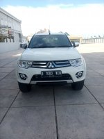 Jual Mitsubishi: Mitsubitshi pajero sport vgt 2014 matic putih